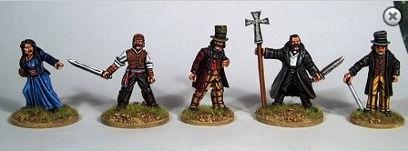 Brigade Games - Victorian Ages & VSF Steampunk Charac10