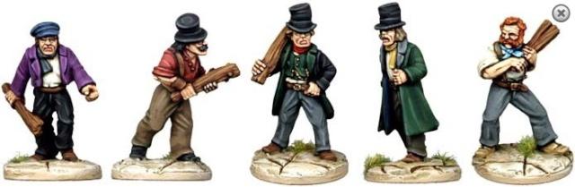 Brigade Games - Victorian Ages & VSF Steampunk Irish_10