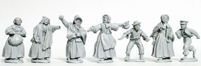Perry Miniatures - ACW Riot410
