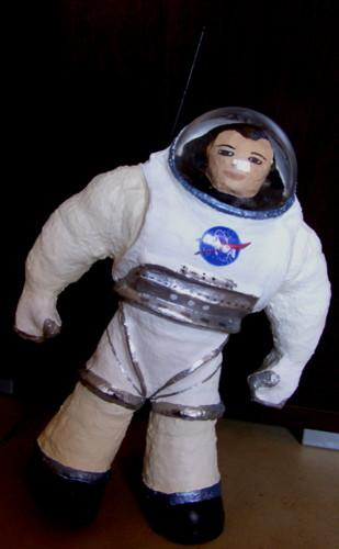Nouvelles combinaisons spatiales de la NASA Asto10