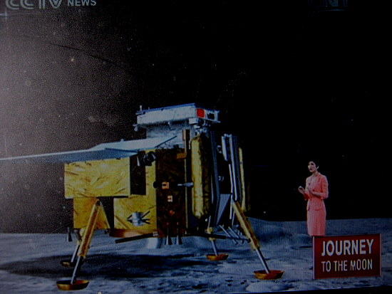 [Mission] Sonde Lunaire CE-3 (Alunissage & Rover) - Page 21 Img_3410