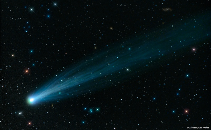 Passage de la comète Ison Ison-p10