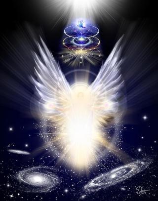 SOBRE LA AUTORREALIZACIÓN ESPIRITUAL HUMANA Cosmic10