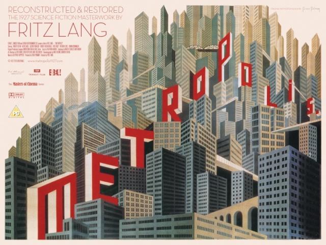1927 - Métropolis - Fritz Lang (Fr) Metrop11
