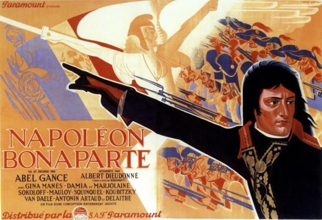 1927 - Napoléon - Abel Gance (Fr) Napole11