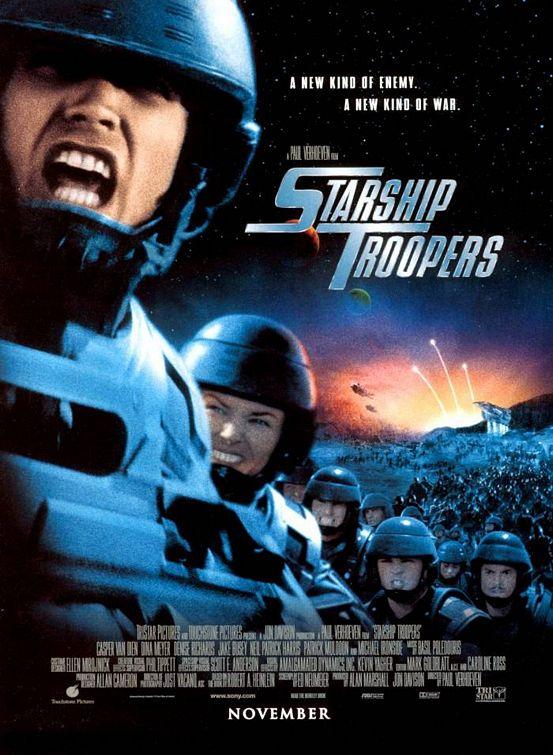 1997 - Starship Troopers- Verhoeven Starsh12