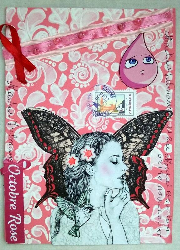 Challenge OCTOBRE (ROSE) - Galerie complète Mimi1310