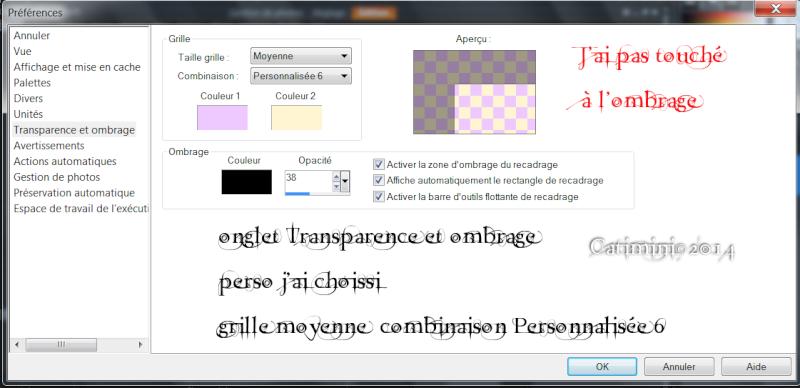 Changer la couleur de fond transparent psp Manip310
