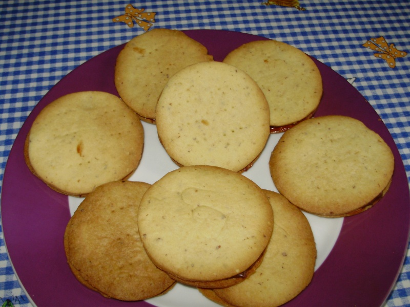 Biscuit chocolat façon Prince de L* Pb110010