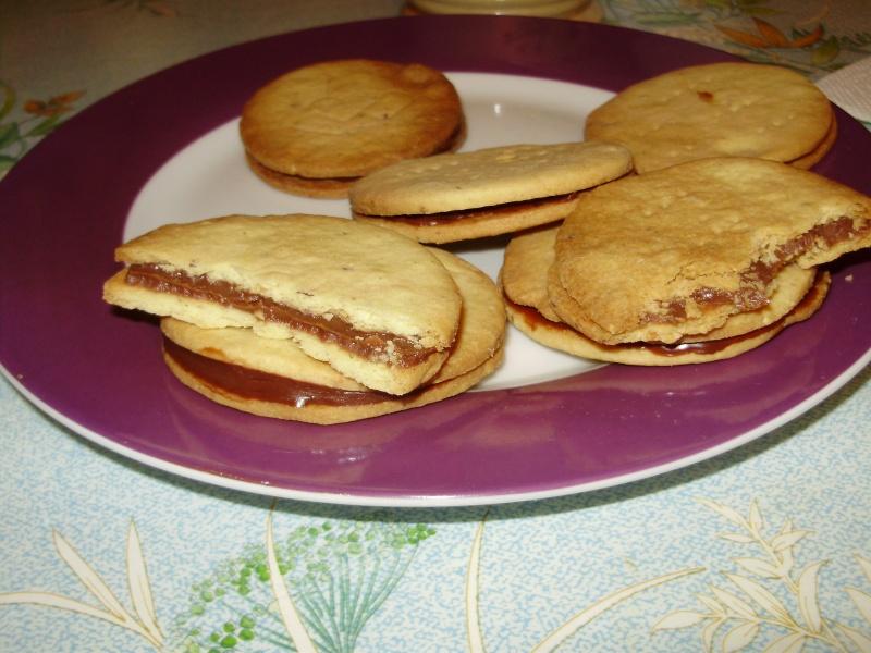 Biscuit chocolat façon Prince de L* Pb110011