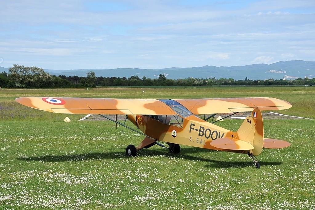 Aérodrome de Pérouges Méximieux - LFHC F-boov10