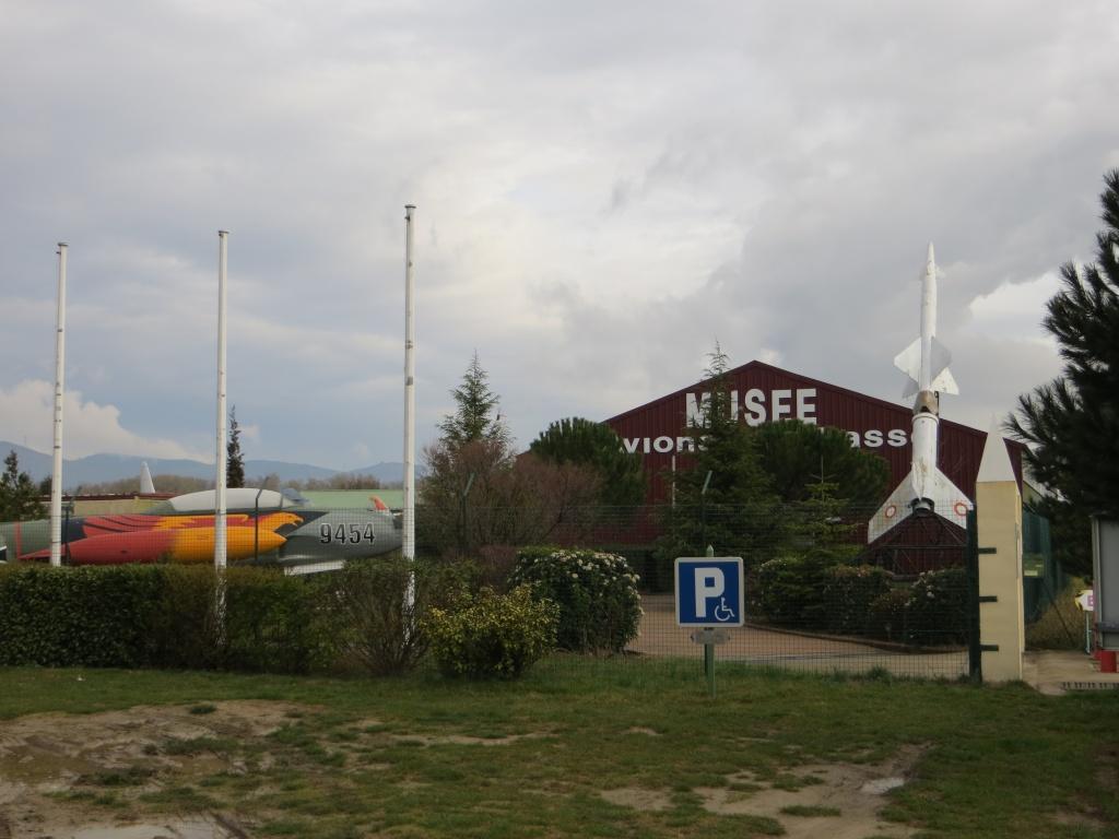 Musee de l'aviation de chasse de Montelimar - Page 2 Gen_0411