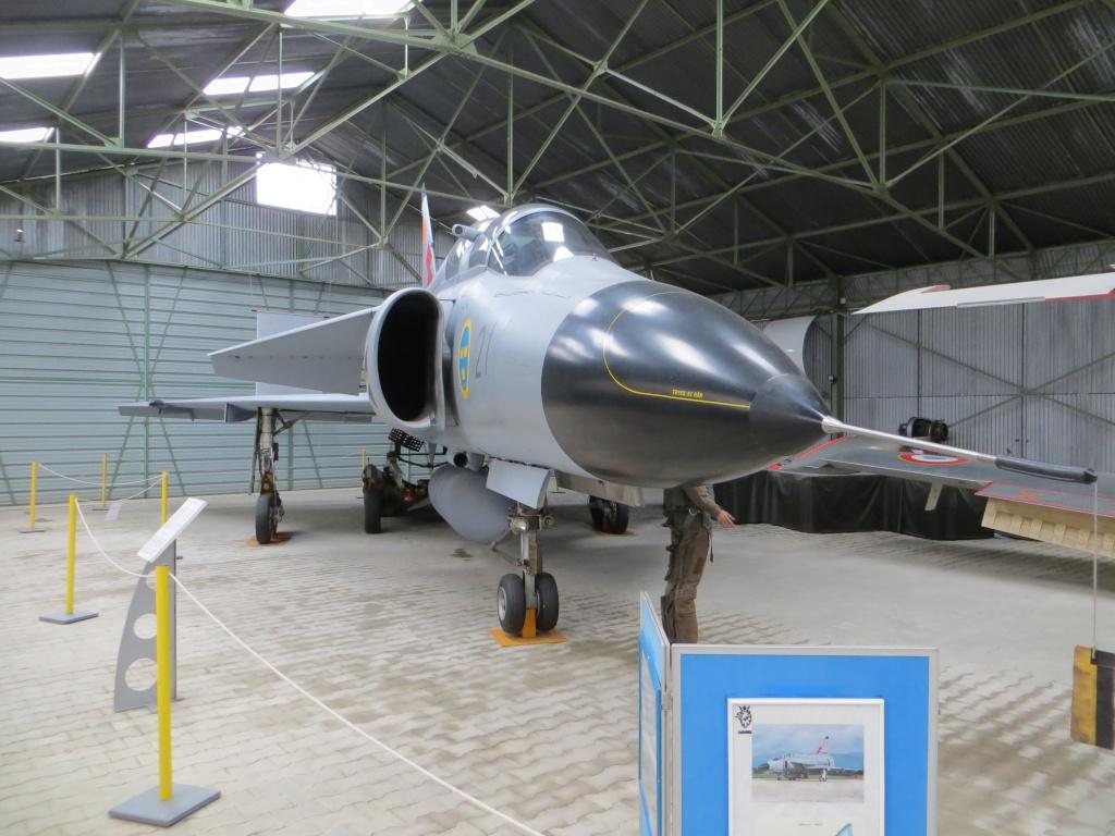 Musee de l'aviation de chasse de Montelimar - Page 7 Gen_0518