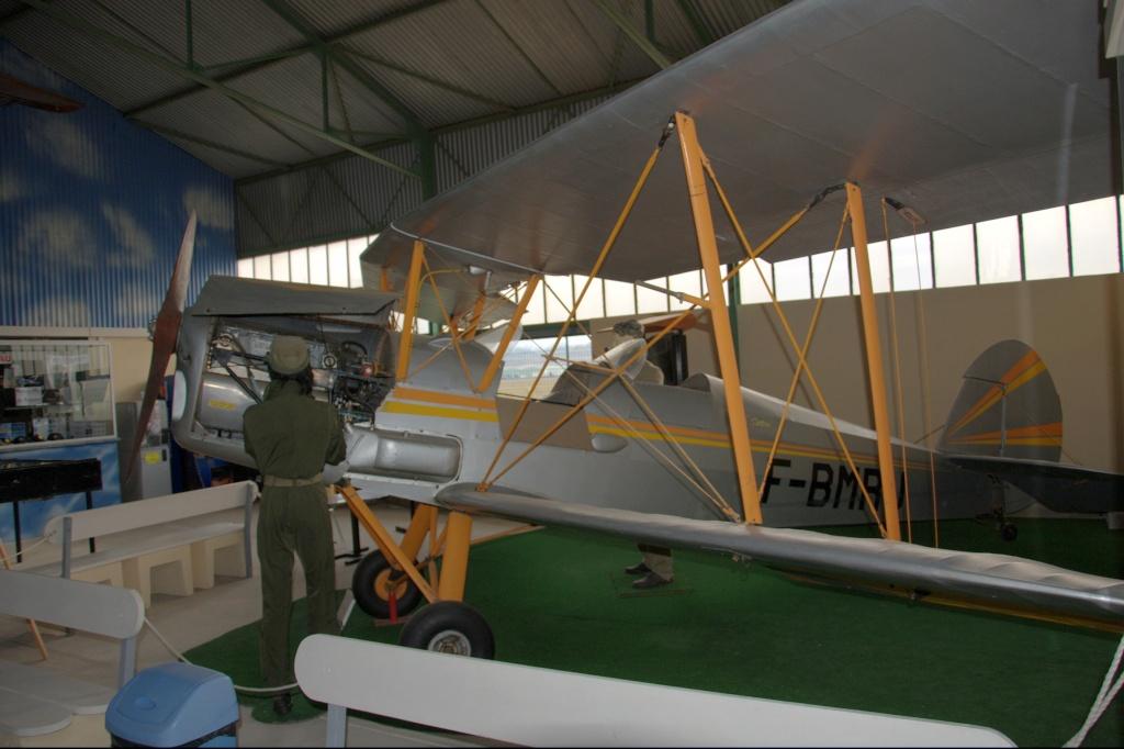 Musee de l'aviation de chasse de Montelimar - Page 2 Stampe10