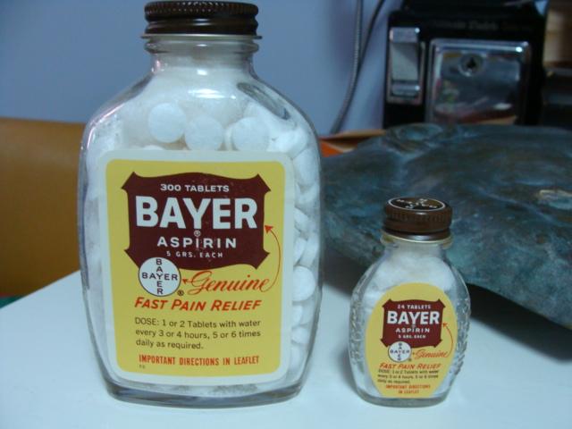 Bayer aspirin  Dsc03527