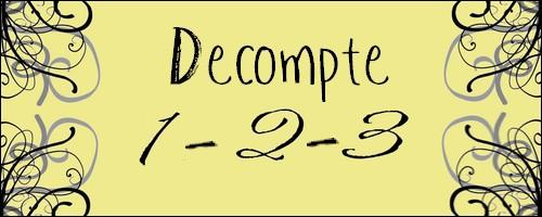 Décompte 1, 2, 3,.... Decomp10