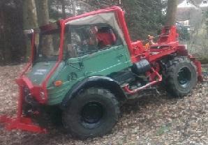 forestier : véhicule, matèriel et technique Eri8810
