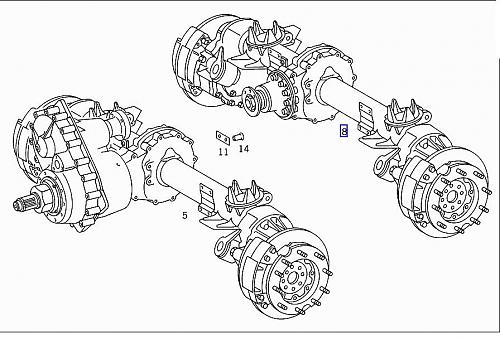 unimog 6x6 de francis : le scoop Fr1310