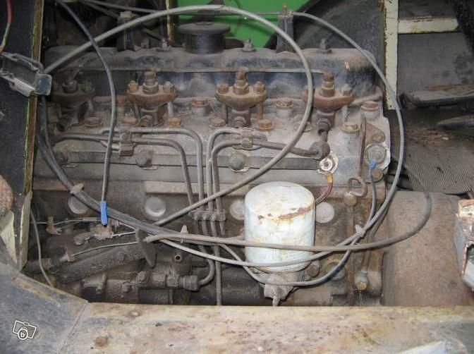 moteur perkins Ra2510