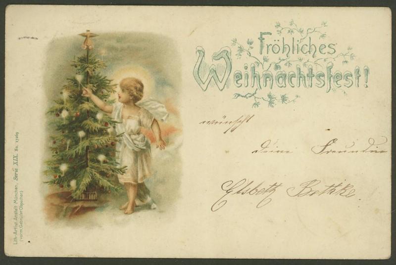 Weihnachtsgrüße 24129810