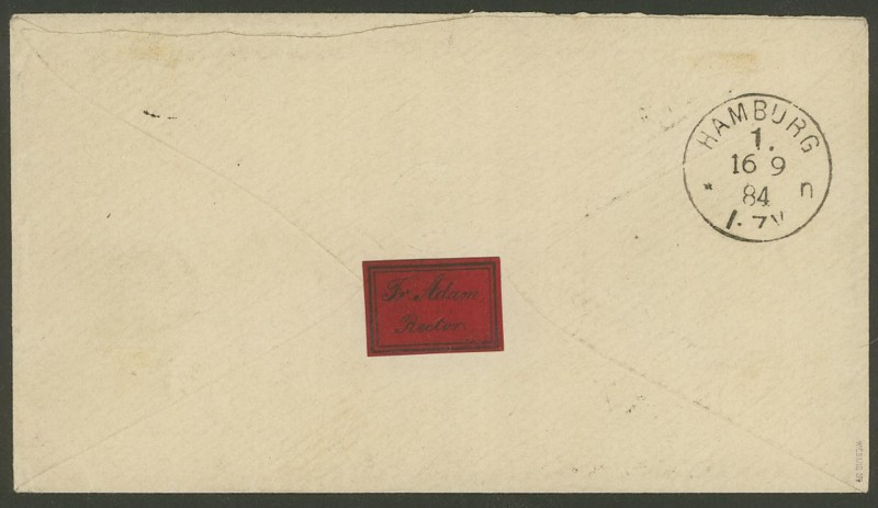Deutsches Reich 1875 bis 1899 -Pfennige/Pfennig/Krone und Adler 42_15011