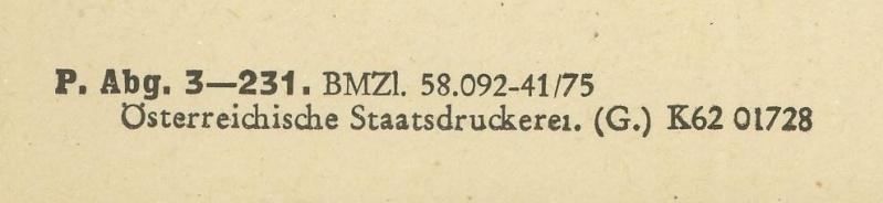 """schönes - Ganzsachen mit Wertstempel """"Schönes Österreich"""" Aak_2316"""