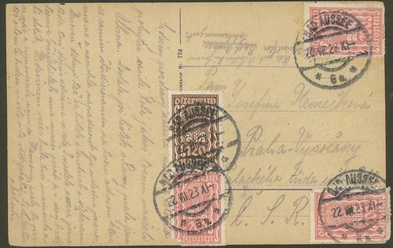 Österreich  -  Alte Ansichtskarten Alt-au11
