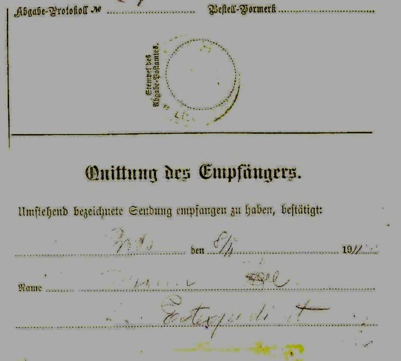 Buchprojekt HILFE - Stempel aus Innsbruck auf Belegen gesucht At_pbe11