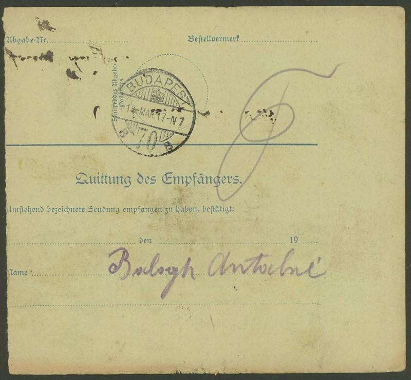 Buchprojekt HILFE - Stempel aus Innsbruck auf Belegen gesucht At_pbe17