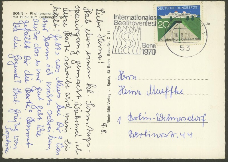 Ludwig van Beethoven Bonn_b10