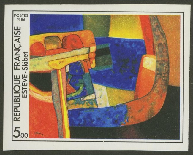 Frankreich`s Gemäldemarken - Seite 2 Dallay10