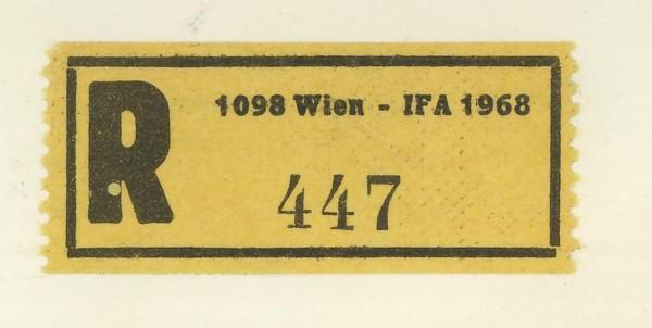 Anlassbezogene Reco-Zettel Ifa_1910