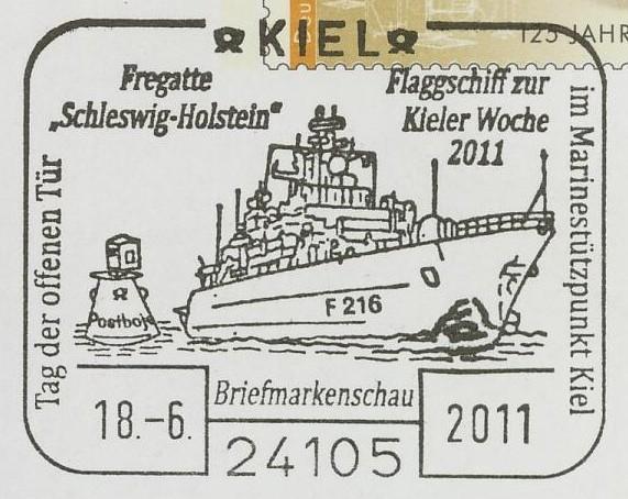 Schiffe im Stempel - Seite 2 Kiel_110