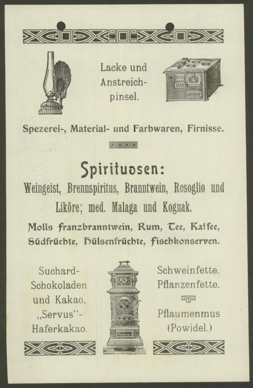 Die Verwendung von Fiskalmarken in Österreich Kirchd12