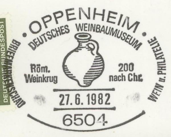 Wein und Weinanbau Oppenh10