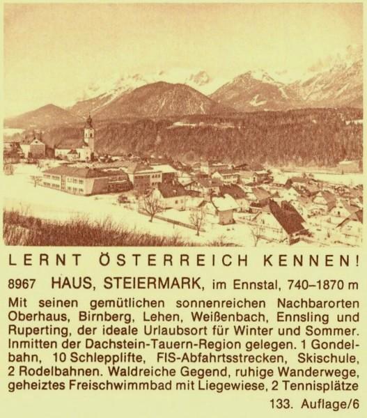 """schönes - Ganzsachen mit Wertstempel """"Schönes Österreich"""" P_441_17"""