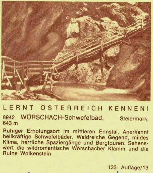"""schönes - Ganzsachen mit Wertstempel """"Schönes Österreich"""" P_441_19"""