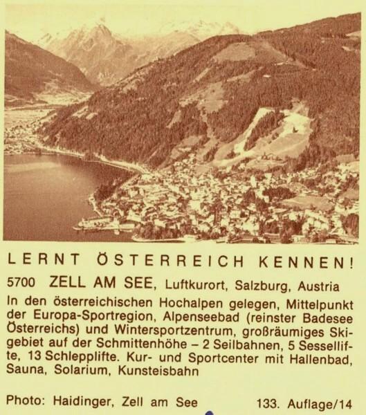 """schönes - Ganzsachen mit Wertstempel """"Schönes Österreich"""" P_441_21"""