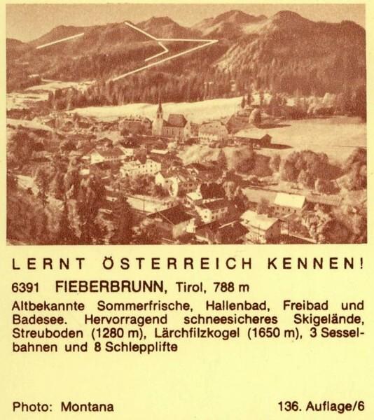 """schönes - Ganzsachen mit Wertstempel """"Schönes Österreich"""" P_441_37"""