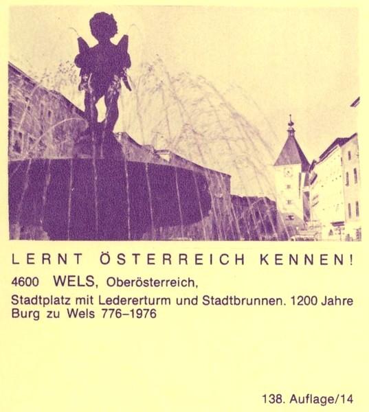 """schönes - Ganzsachen mit Wertstempel """"Schönes Österreich"""" P_446_13"""