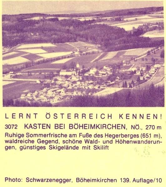"""schönes - Ganzsachen mit Wertstempel """"Schönes Österreich"""" P_446_19"""