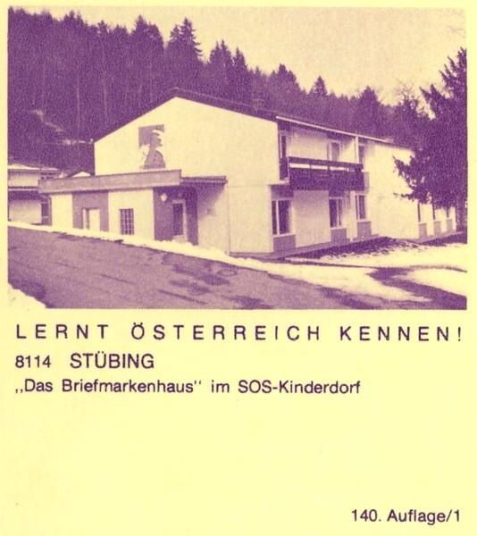 """schönes - Ganzsachen mit Wertstempel """"Schönes Österreich"""" P_446_27"""