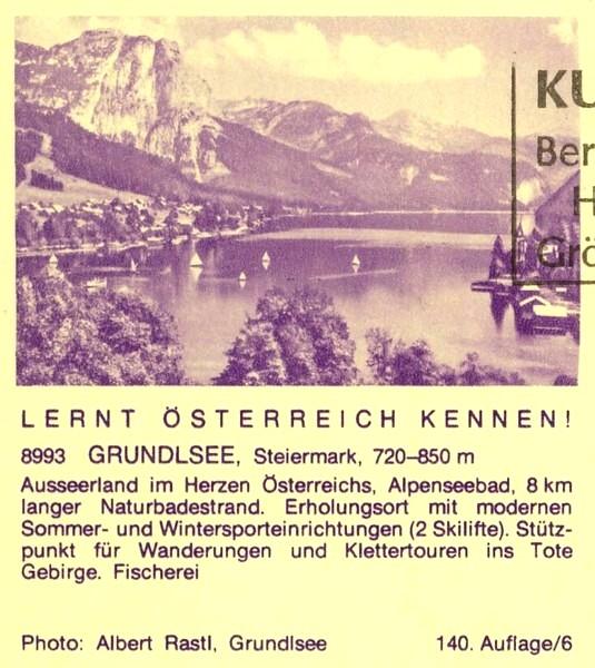 """schönes - Ganzsachen mit Wertstempel """"Schönes Österreich"""" P_446_29"""