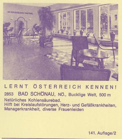 """schönes - Ganzsachen mit Wertstempel """"Schönes Österreich"""" P_446_33"""
