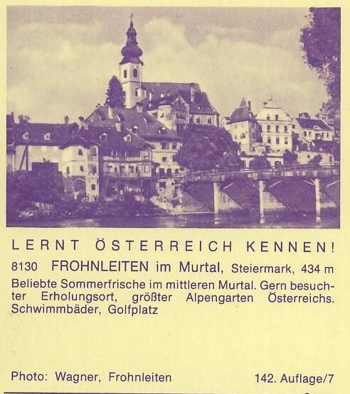 """schönes - Ganzsachen mit Wertstempel """"Schönes Österreich"""" P_446_39"""