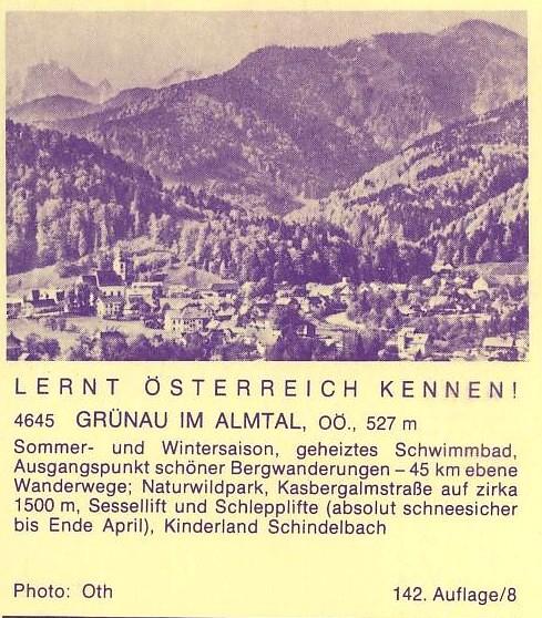 """schönes - Ganzsachen mit Wertstempel """"Schönes Österreich"""" P_446_41"""