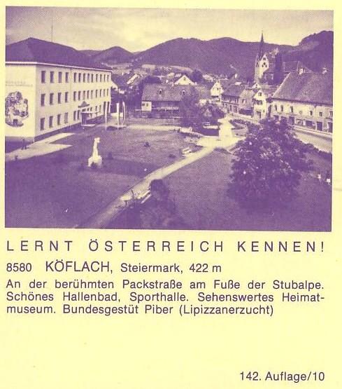 """schönes - Ganzsachen mit Wertstempel """"Schönes Österreich"""" P_446_43"""