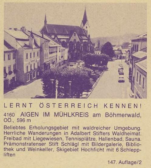 """schönes - Ganzsachen mit Wertstempel """"Schönes Österreich"""" P_451_11"""