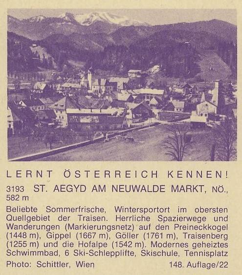 """schönes - Ganzsachen mit Wertstempel """"Schönes Österreich"""" P_451_21"""