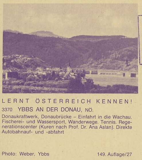 """schönes - Ganzsachen mit Wertstempel """"Schönes Österreich"""" P_451_27"""